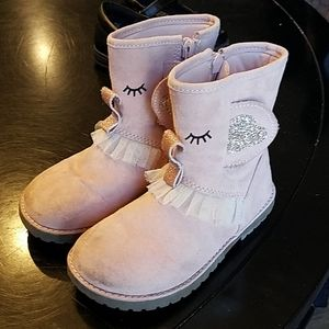 Toddler Boots Size 9t